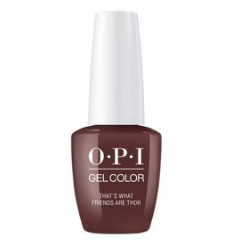 OPI GC I54 - That's What Friends Are Thor - OPI Gel Color