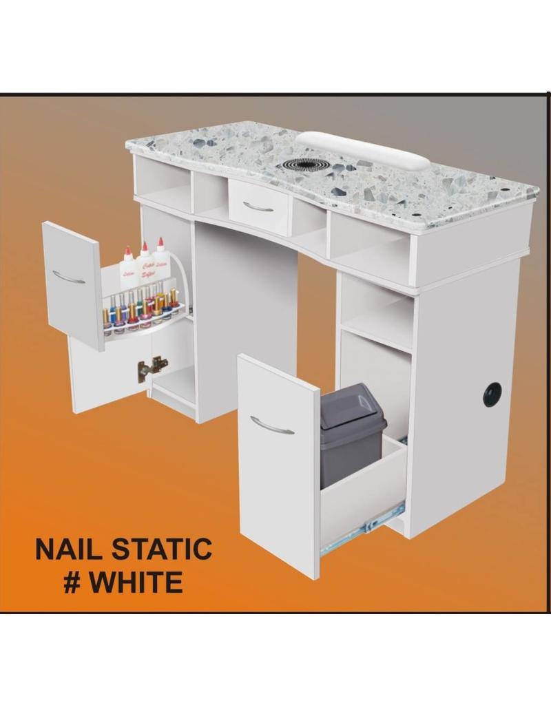 JESSICA Nail & Beauty Supply Ltd. Nail Table Single_Static_White