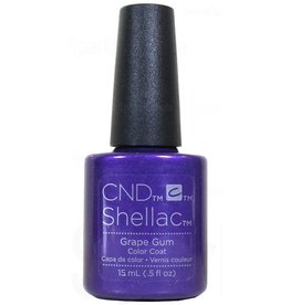 CND CND Shellac (L) - Grape Gum 15 ml