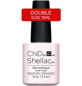 CND CND Shellac (L) - Romantique  2x More/Plus 15ml - Limited Edition