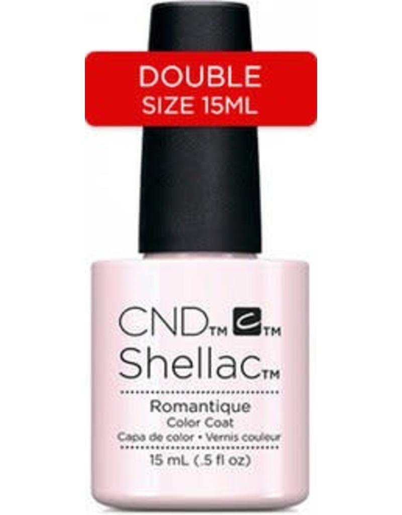 CND CND Shellac (L) - Romantique  2x More/Plus 15ml - Limited Edition