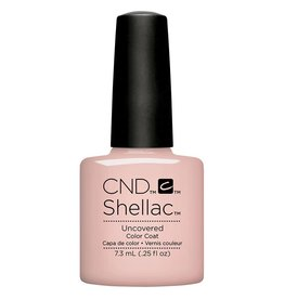 CND CND Shellac - Uncovered
