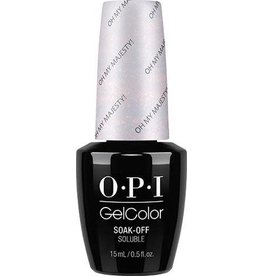 OPI GC BA2 - Oh My Majesty! - OPI Gel Color