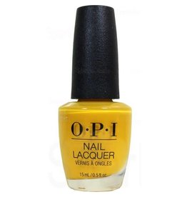 OPI NL L23 Sun, Sea and Sand in my Pants - OPI Regular Polish