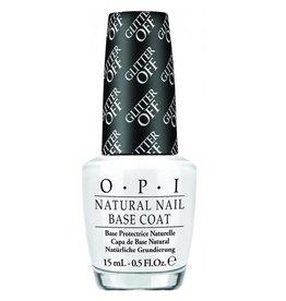 OPI NT B01 OPI Glitter Off - Natural Base Coat - OPI Regular Polish