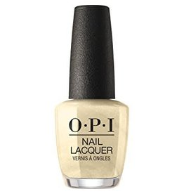 OPI HR J12 Gift of Gold Never Gets Old - OPI Regular Polish