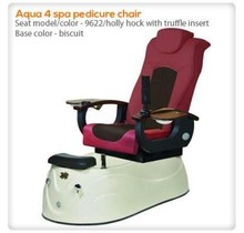 Aqua Spa 4 - 9622 Hollyhock Chairs - Biscuit Base
