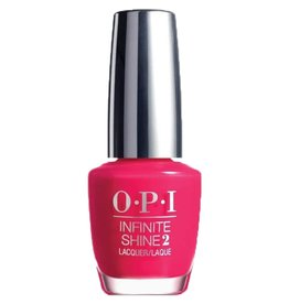 OPI IS L05 Running with the In-finite Crowd - OPI Infinite Shine