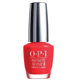 OPI IS L08 Unrepentantly Red - OPI Infinite Shine