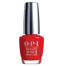 OPI IS L09 Unequivocally Crimson - OPI Infinite Shine