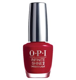 OPI IS L10 Relentless Ruby - OPI Infinite Shine