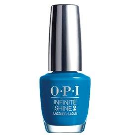 OPI IS L41 Wild Blue Yonder - OPI Infinite Shine