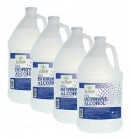 LA PALM La Palm  Isopropyl Alcohol 70% - 4 GL or 1 CASE