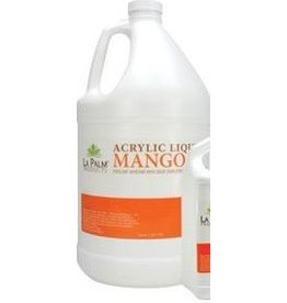 LA PALM La Palm Acrylic Liquid Mango  (Round bottle)