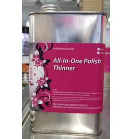 LA PALM La Palm Polish Thinner - All In One - 8OZ