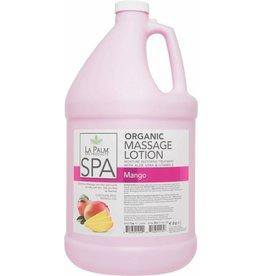 LA PALM La Palm - Organic Healing Therapy Lotion - Mango - 1gl