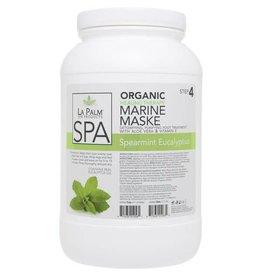 LA PALM La Palm - Organic Marine Mask -  Spearmint Eucalyptus 1g