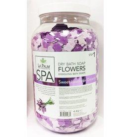 LA PALM La Palm - Dry Bath Soap -  Sweet Lavender Dream - 1gl