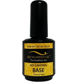 Bio Seaweed Gel No-Sanding Base Coat 15ml - Bio Seaweed Gel Color