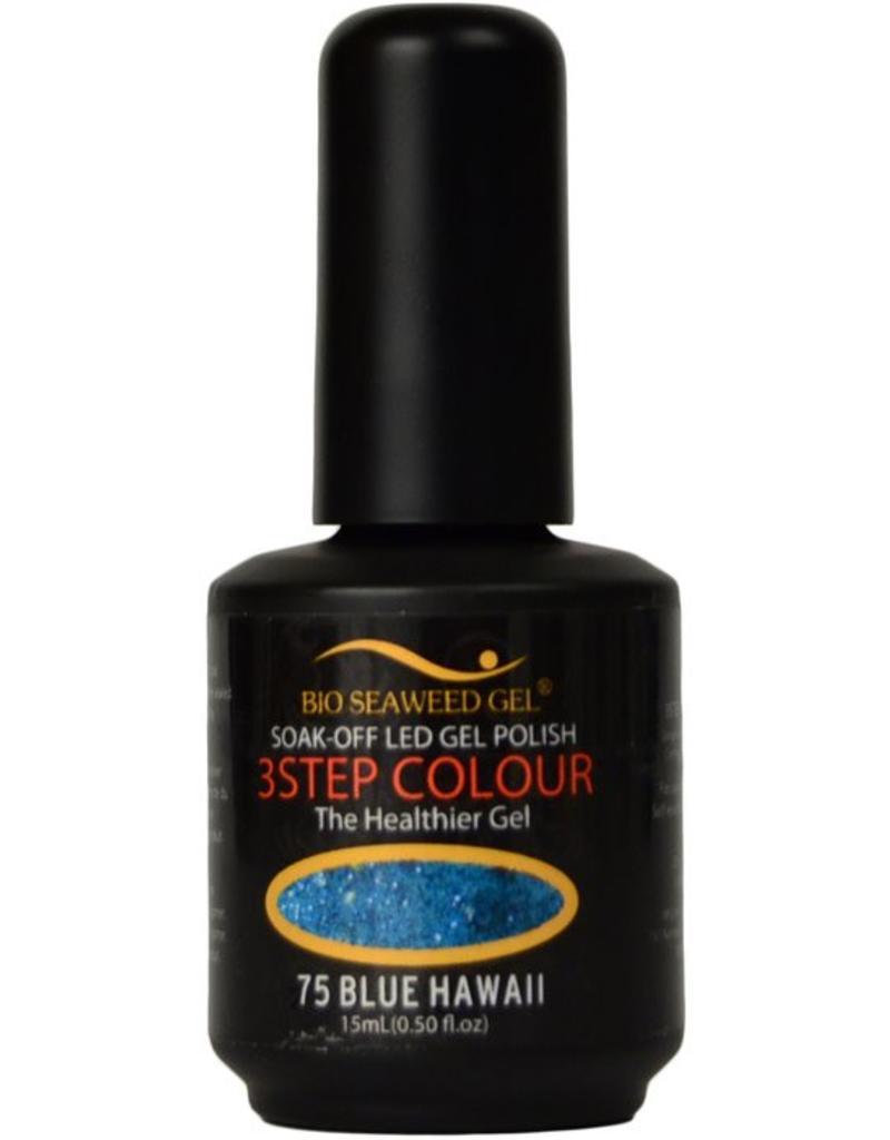Bio Seaweed Gel 75 Blue Hawaii - Bio Seaweed Gel Color