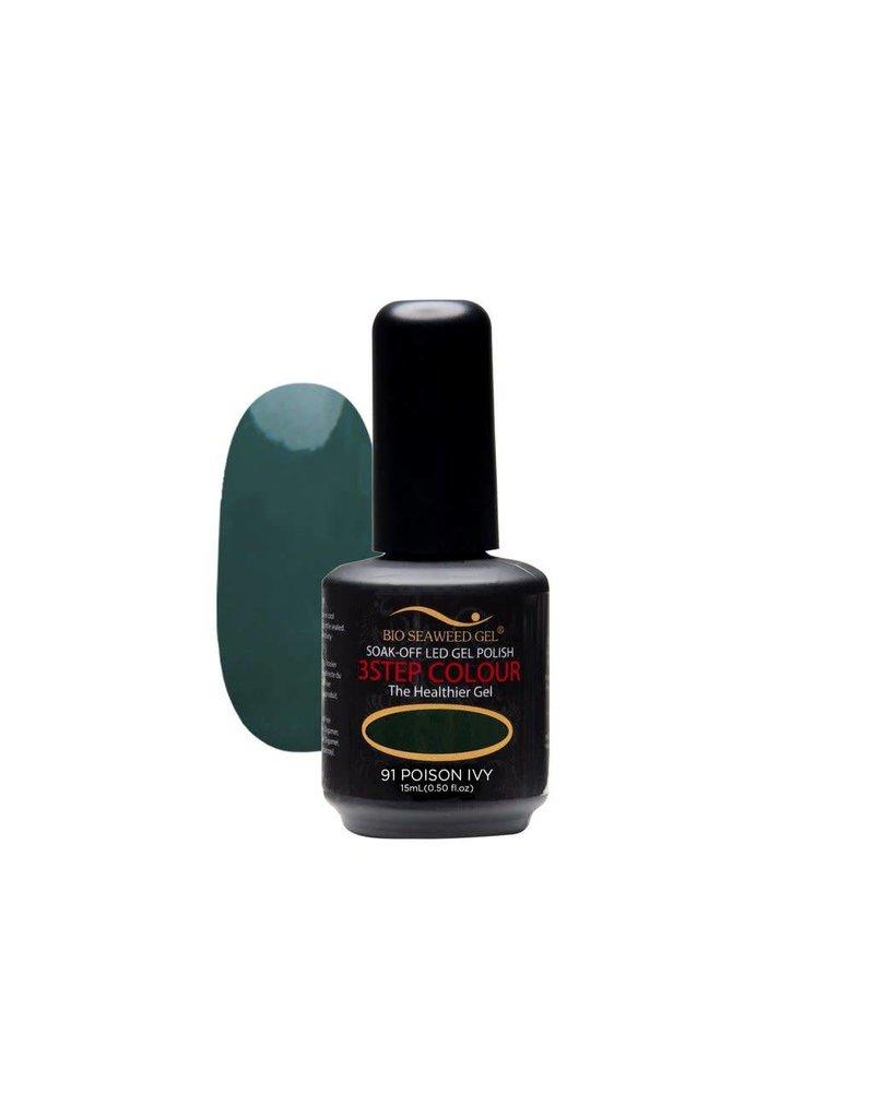 Bio Seaweed Gel 91 Poison Ivy - Bio Seaweed Gel Color
