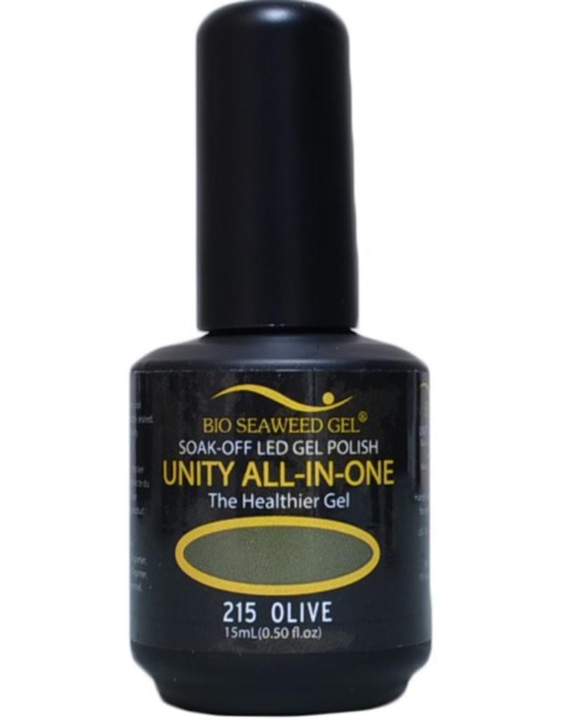 Bio Seaweed Gel 215 Olive - Bio Seaweed Gel Color