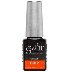 Gel II G012 Orange - Gel II Gel Polish
