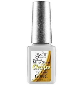Gel II G0NC No-cleanse Top Coat 14ml - Gel II Gel Polish