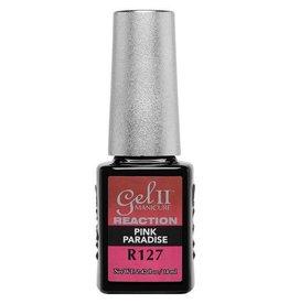 Gel II R127 Pink Paradise - Gel II Reaction Gel Polish