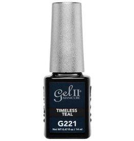 Gel II G221 Timeless Teal - Gel II Gel Polish