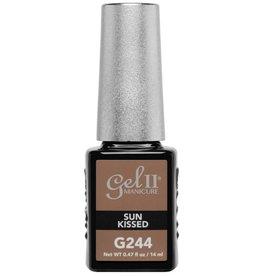Gel II G244 Sun Kissed - Gel II Gel Polish