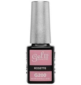 Gel II G200 Rosette- Gel II Gel Polish
