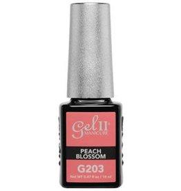 Gel II G203 Peach Blossom - Gel II Gel Polish