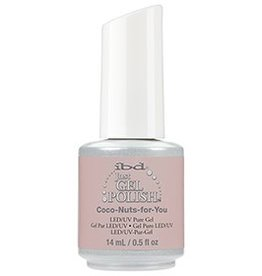 IBD Coco-Nuts-for-You - IBD Just Gel Polish