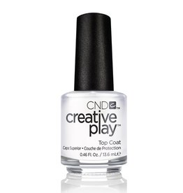 CND Top Coat - CND Creative Play - Nail Lacquer