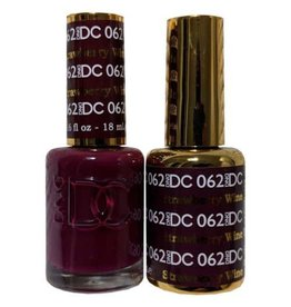 DND 062 STRAWBERRY WINE - DND DC Duo Gel Matching Color