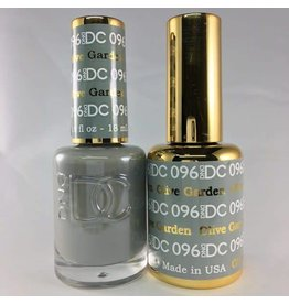 DND 096 OLIVE GARDEN - DND DC Duo Gel Matching Color