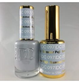 DND 097 SUMMER FUJI - DND DC Duo Gel Matching Color