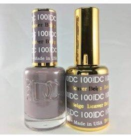 DND 100 BEAVER BEIGE - DND DC Duo Gel Matching Color