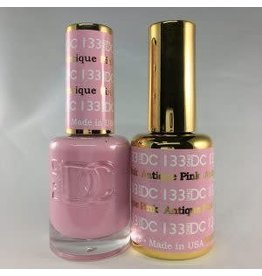 DND 133 ANTIQUE PINK - DND DC Duo Gel Matching Color