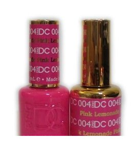 DND 004 PINK LEMONADE - DND DC Duo Gel Matching Color