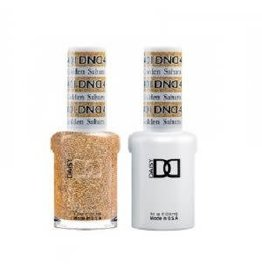 DND 401 Golden Sahara Star - DND Duo Gel + Lacquer