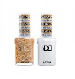 DND 401 Golden Sahara Star - DND Duo Gel + Lacquer