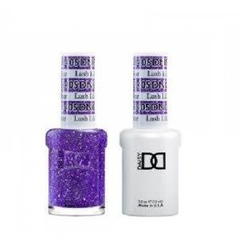DND 405 Lush Lilac Star - DND Duo Gel + Lacquer
