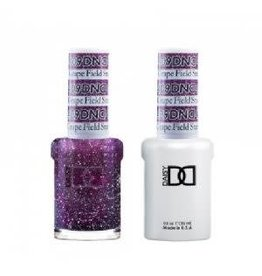 DND 409 Grape Field Star - DND Duo Gel + Lacquer
