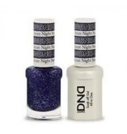 DND 410 Ocean Night  - DND Duo Gel + Lacquer