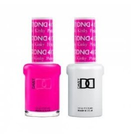 DND 417 Pink Kinky - DND Duo Gel + Lacquer