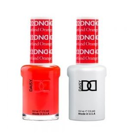 DND 422 Portland Orange - DND Duo Gel + Lacquer