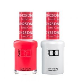 DND 425 Tera Cotta - DND Duo Gel + Lacquer