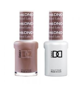 DND 446 Wood Lake - DND Duo Gel + Lacquer